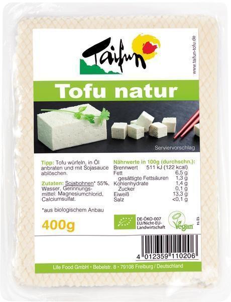 Tofu Naturel (400g)