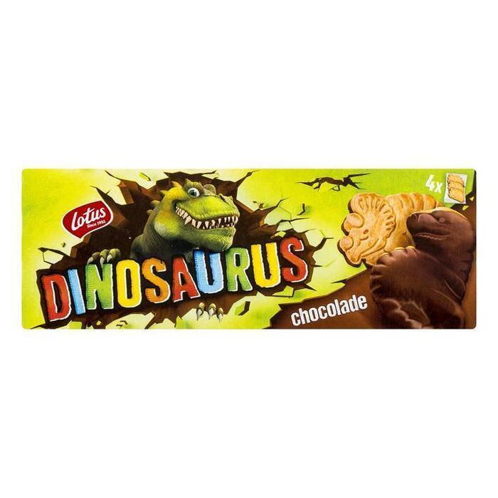 Dinosaurus chocolade