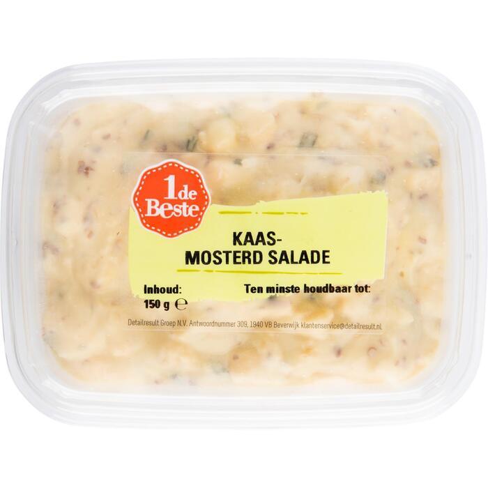 Kaas-mosterd salade (150g)