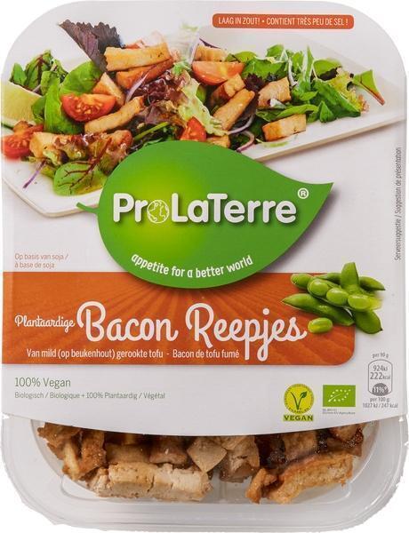 Plantaardige Baconreepjes (180g)