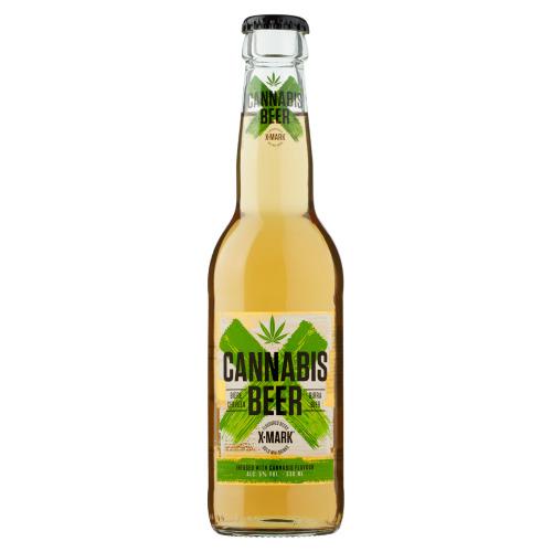 X-Mark Cannabis Beer 330 ml (33cl)