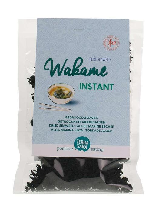Instant wakame TerraSana 50g (50g)
