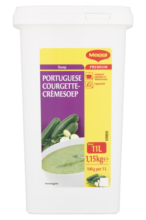 MAGGI Premium Portuguese Courgette-Crèmesoep 1,15 kg (1.15kg)