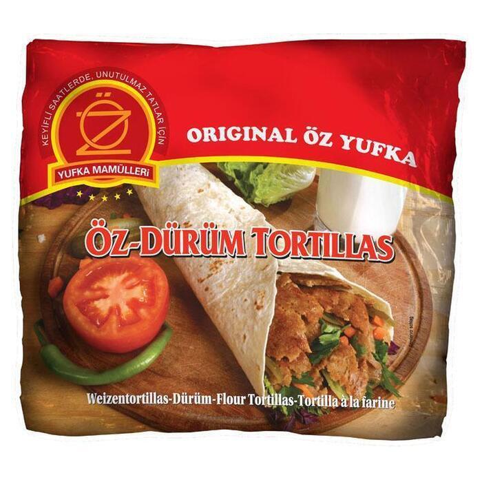 Yufka Oz durum tortillas (420g)