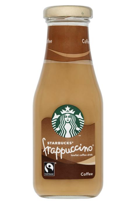 Starbucks Frappuccino (fles, 250ml)