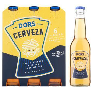 Jumbo Dors Cerveza Flessen 6 x 33cl (6 × 33cl)