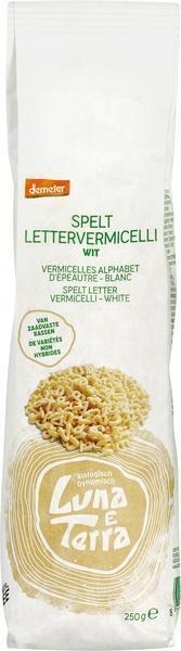 Spelt lettervermicelli (250g)