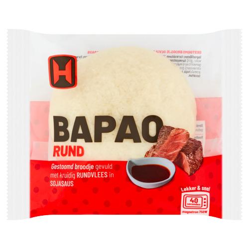 Bapao rundvlees (Stuk, 115g)