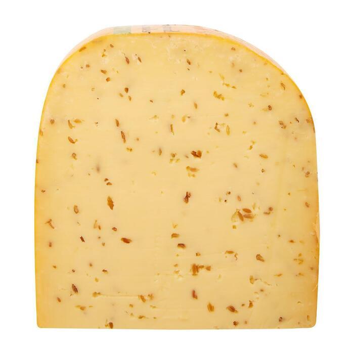 Noord-Hollandsche Jonge komijnen kaas stuk (500g)