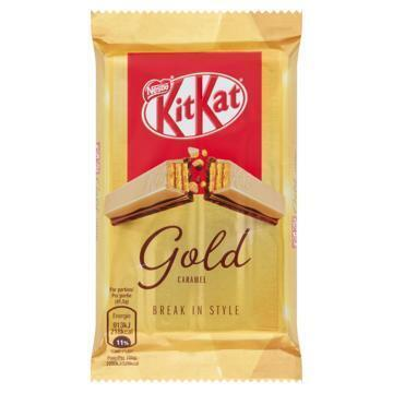 Nestlé Kitkat gold single (41.5g)