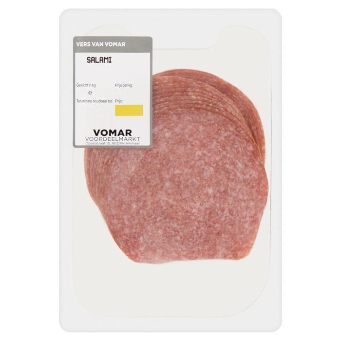 Vomar Salami 150 g (Stuk, 150g)