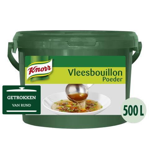 Knorr Vleesbouillon Authentiek (10kg)
