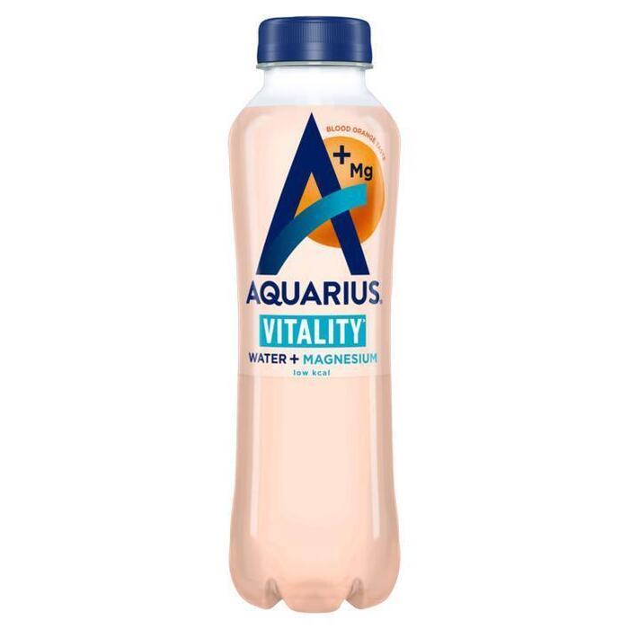 Aquarius Hydration Blood Orange Pet 0.4L 1x (rol, 40cl)