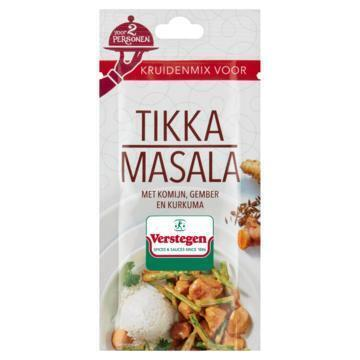 Verstegen Kruidenmix voor Tikka Masala 15 g (15g)