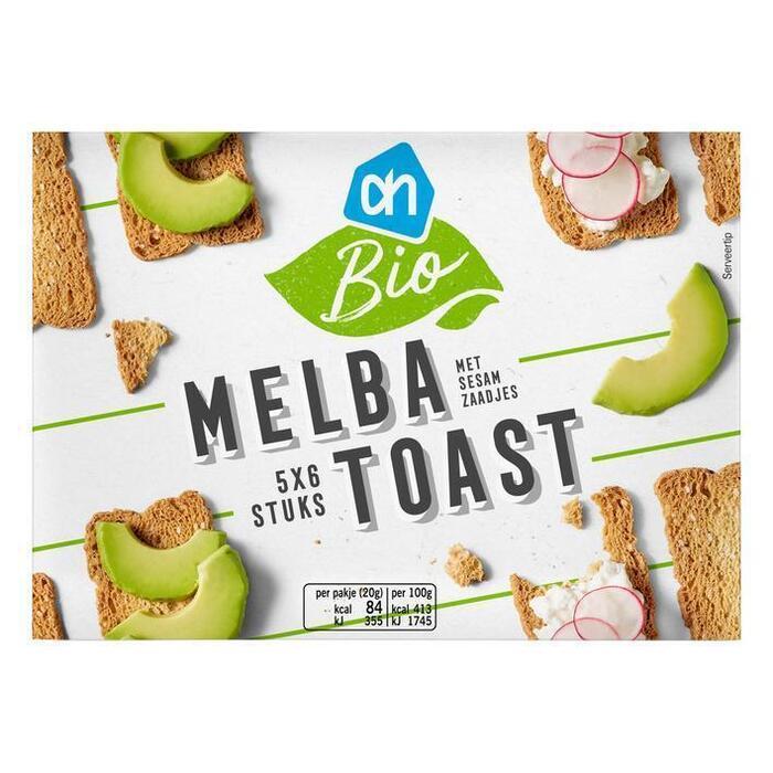Melba, (5 pakjes) (100g)