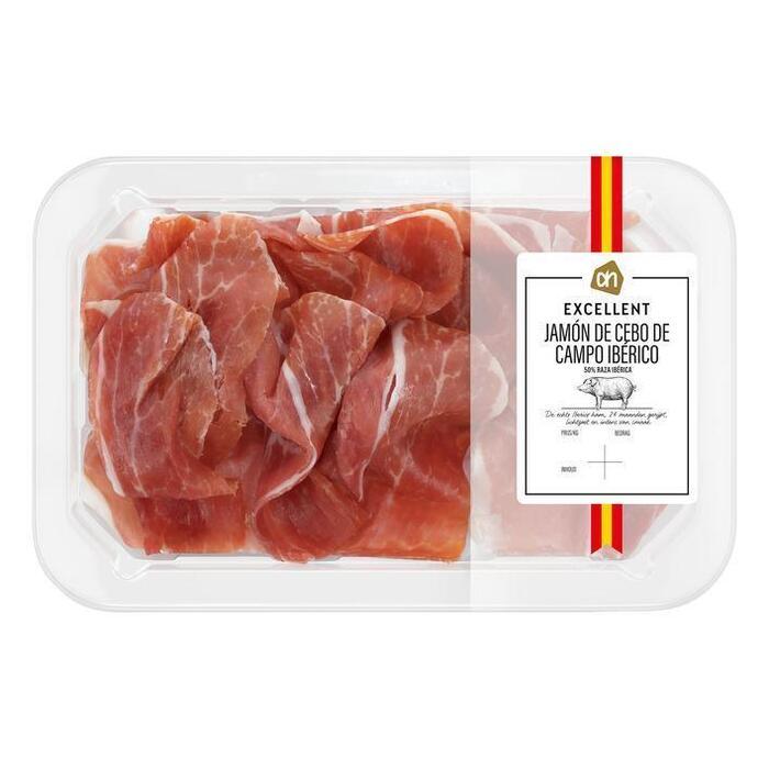 AH Excellent Jamon de cebo de campo iberico (70g)