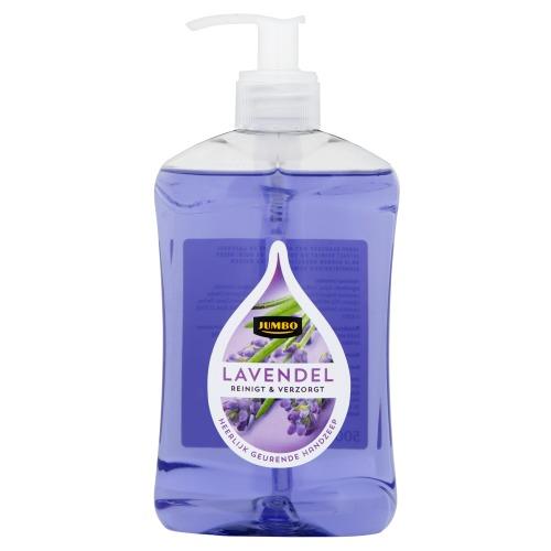 Jumbo Handzeep Lavendel 500ml (0.5L)
