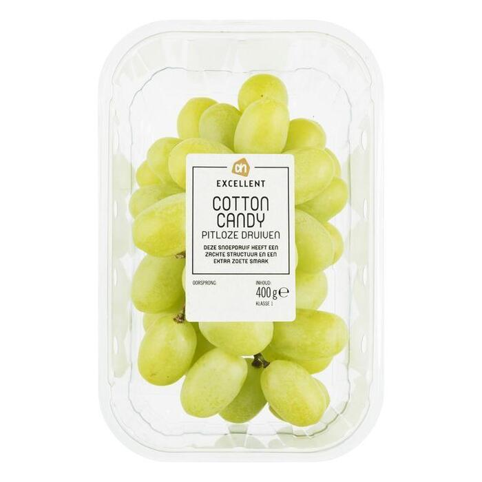 Cotton Candy Grape (Bakje, 400g)