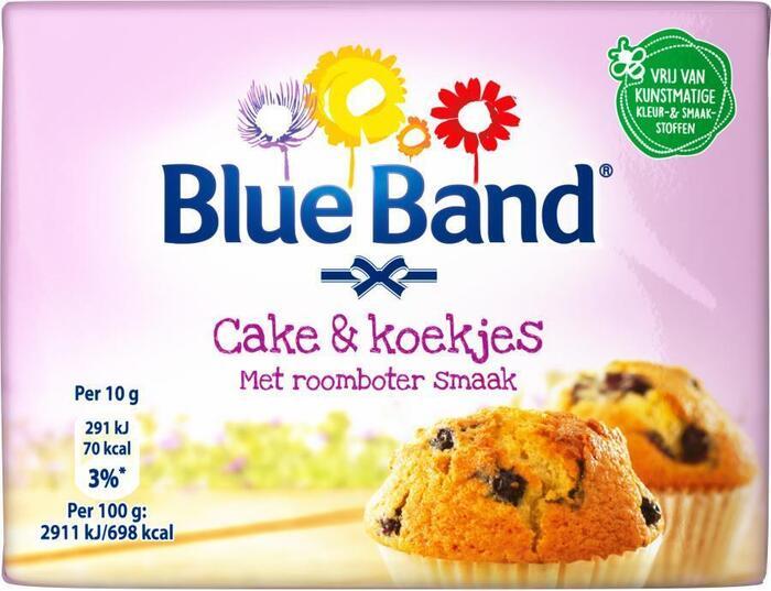 Cake & koekjes (250g)