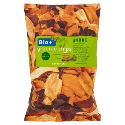 Groente chips (100g)