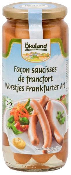 Frankfurter worstjes (250g)