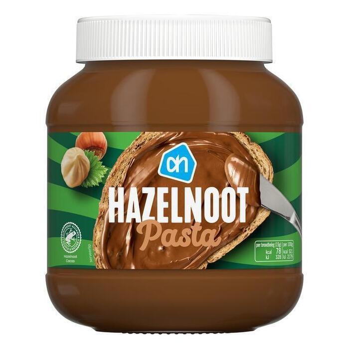 Hazelnootpasta voordeel (pot, 750g)