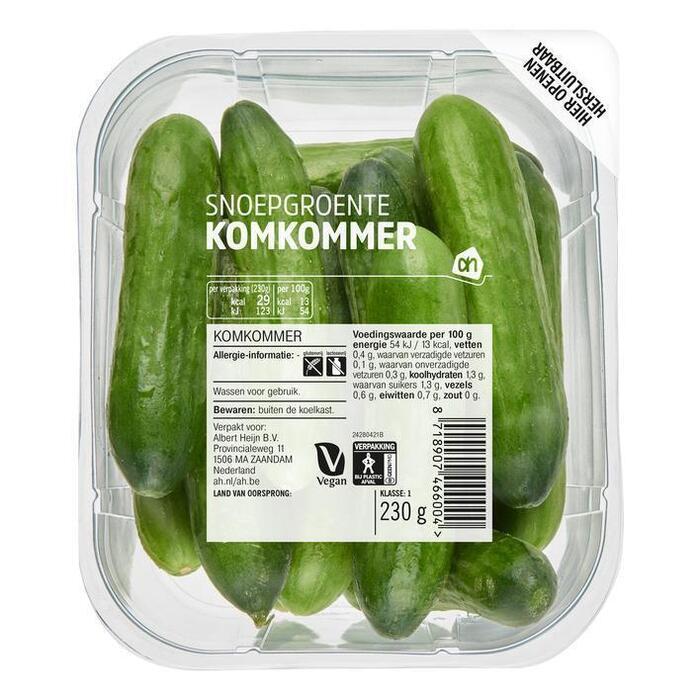 AH Snoepgroente komkommer (230g)