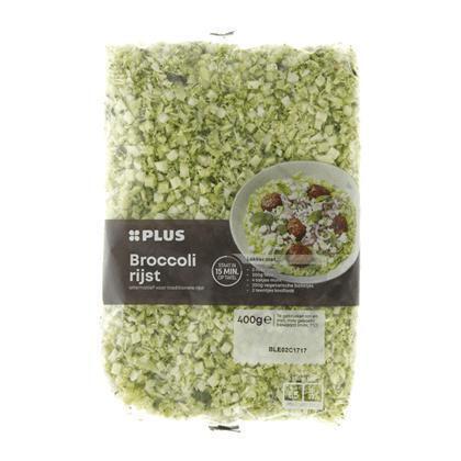 Broccolirijst (400g)