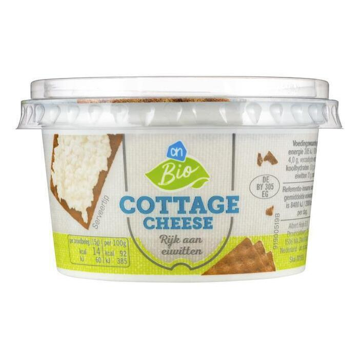 AH Biologisch Cottage cheese (200g)