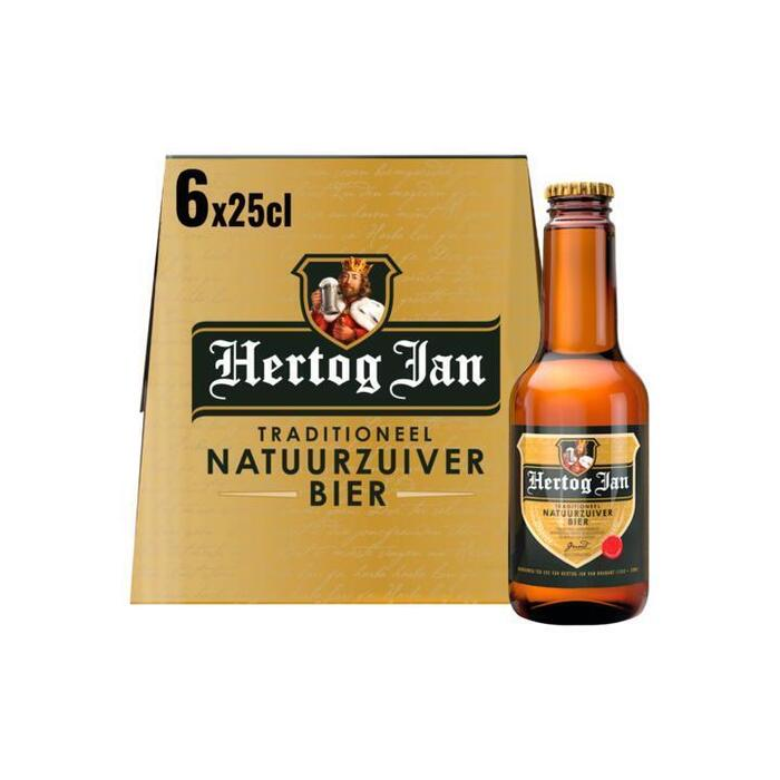 Hertog Jan pilsener (glas, 6 × 250ml)