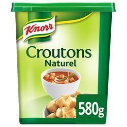 Knorr Croutons Naturel (fles, 6 × 580g)