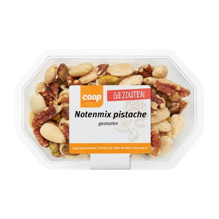 Coop Gezouten notenmix met pistachio's (150g)
