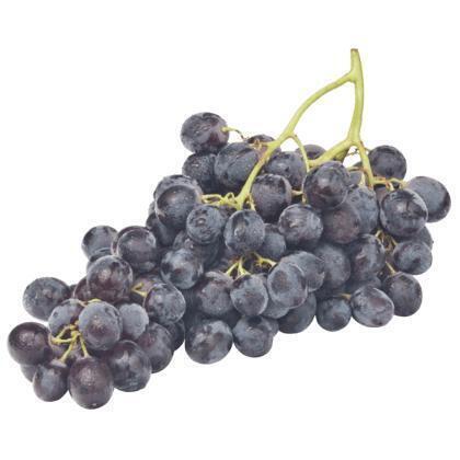 Druiven blauw/rood (500g)