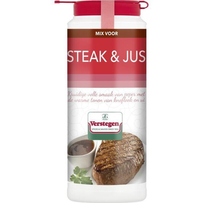 Verstegen Mix voor steak & jus (200g)