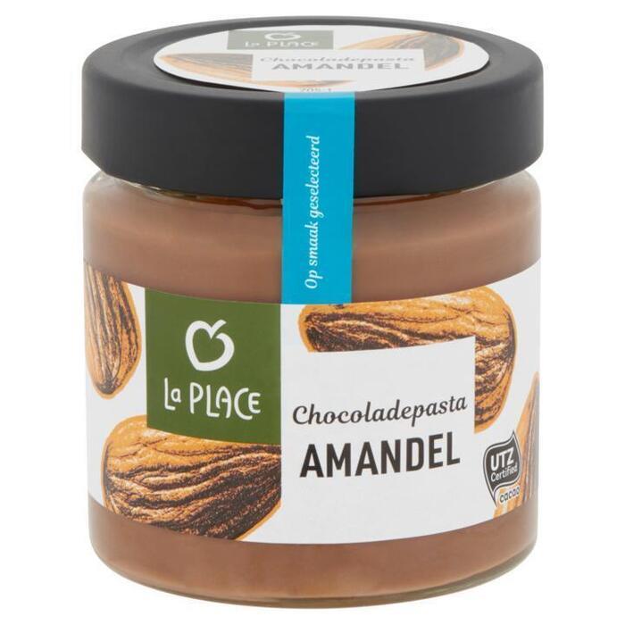 La Place Chocoladepasta Amandel 200 g (200g)