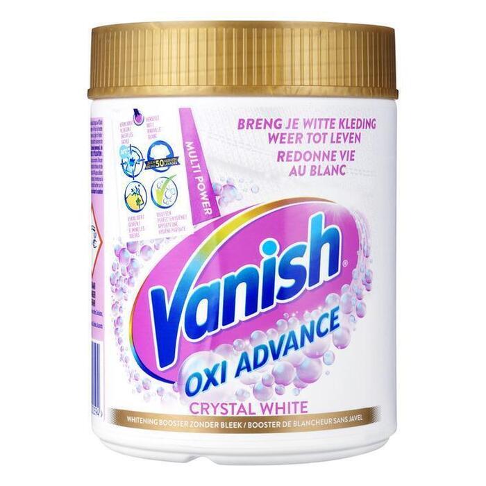 Vanish Oxi advance power crystal white poeder (470g)