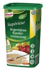 Knorr Supérieur Argentijnse Rundersoep (6 × 1.04kg)