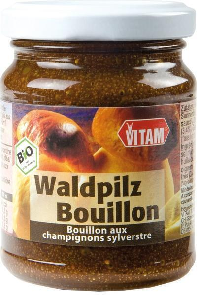 Bospaddenstoeloen Bouillon (pot, 150g)