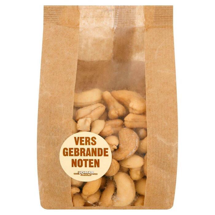 Cashewnoten gezouten (Stuk, 200g)