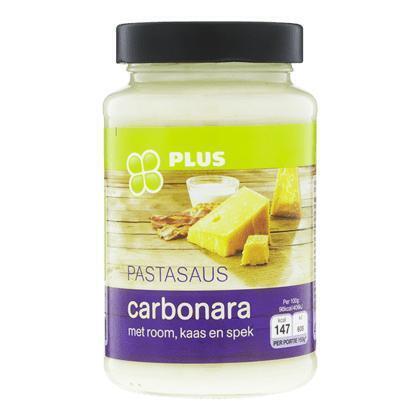 Pastasaus carbonara (470g)