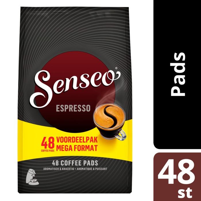 SENSEO KOFFIEPADS ESPRESSO 333G BAG (48 × 6.94g)