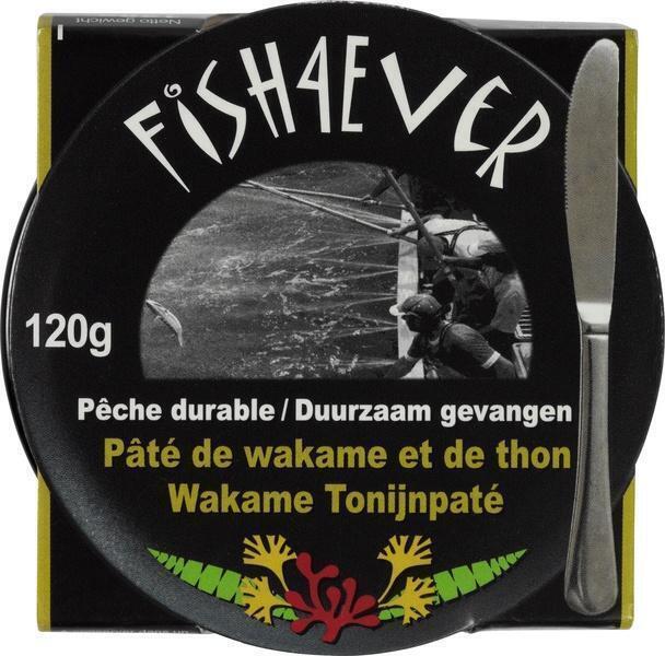 Wakame tonijnpate (120g)