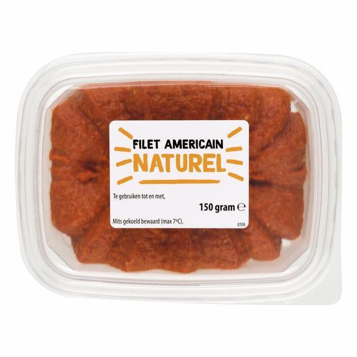 Filet Americain naturel (150g)