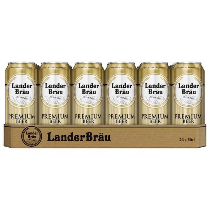 Landerbrau 4.9% (24 × 0.5L)