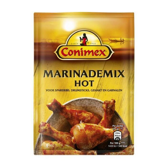 Marinademix hot (33g)