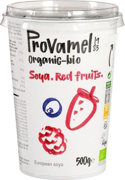 Soya rode vrucht (bak, 500g)