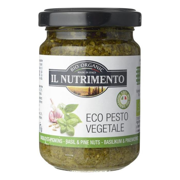 Nutrimento Pesto zonder kaas vega (130g)