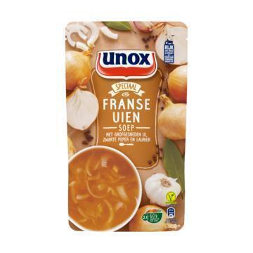Unox Soep In Zak Franse Uiensoep (0.57L)