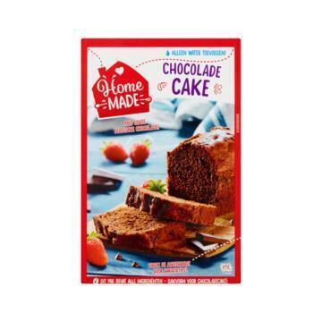 Homemade Chocoladecakemix met bakvorm (400g)