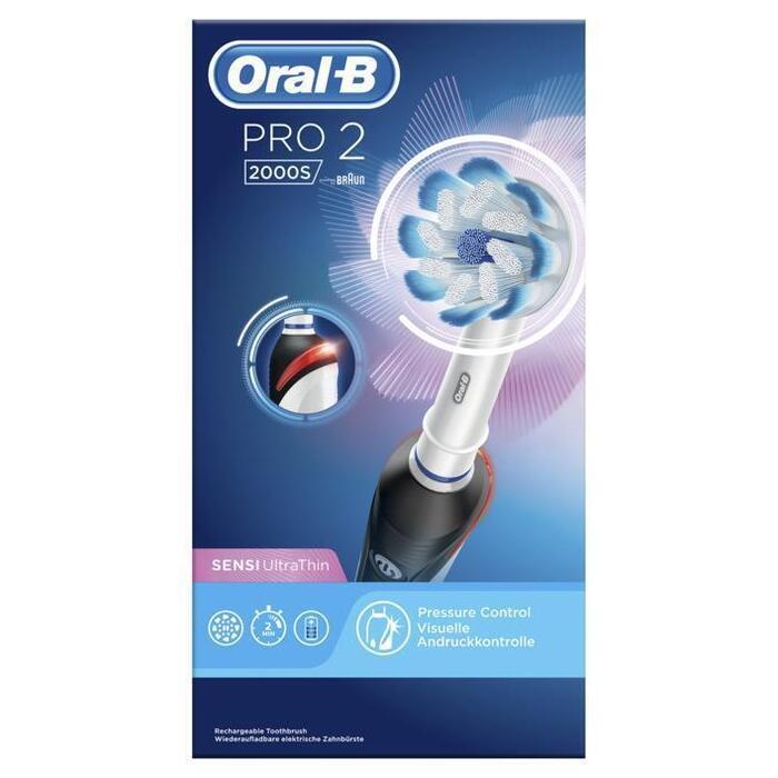 Oral-B Pro2 2000S elektrische tandenborstel